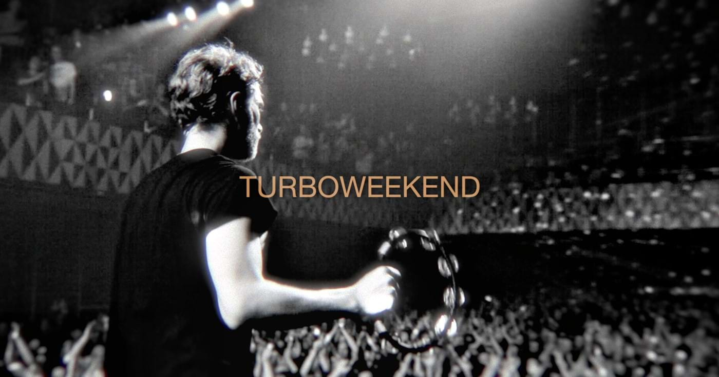 TurboWeekend poster