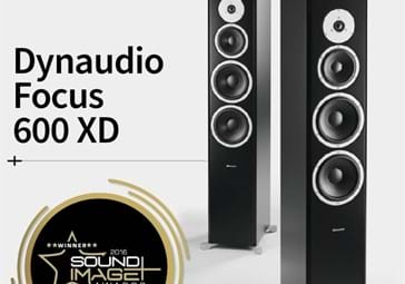 Frontpage of Dynaudio Focus 600 XD review